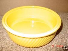 Hollywood Ware,Bowl,Dish,Yellow,Nice,Oven Proof,USA
