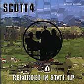 Scott 4 - Recorded in State LP (1998) FREEPOST CD