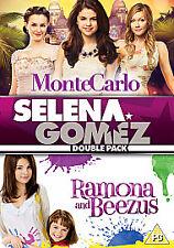Selena Gomez Double Pack - Monte Carlo / Ramona Beezus (DVD, 2012, 2-Disc Set)