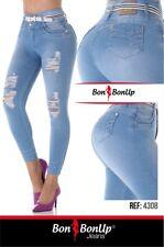 Jeans colombianos butt lifter fajas colombianas levanta cola Bon Bon Up 4308