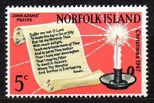 Norfolk - 1967 Christmas Mi. 94 MNH