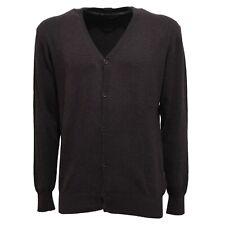 82606 cardigan HAMAKI-HO COTONE maglia magilone uomo sweater men