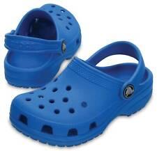 Crocs Classic Clog Kids Blau Ocean Schuhe Clogs Jungen Mädchen Kinder