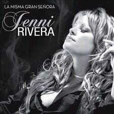Jenni Rivera - La Misma Gran Senora [CD New]