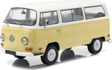 GREENLIGHT 19010 19011 19012 VW T2B BUS models FIELD OF DREAMS LOST beige 1:18th