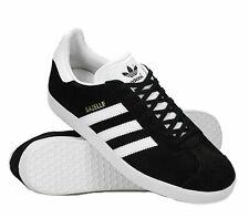 ADIDAS ORIGINALS GAZELLE Mens Sneakers Black Shoes New BB5476 Sz 9,10,11,11.5