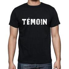 témoin, t-shirt pour les hommes, chemise, cadeau, tshirt avec des lettres