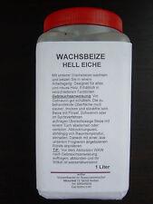 Wachsbeize 8048 Helleiche 2 in 1 verdünnbar-mischbar
