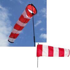Windsack AVIA - Sock Windspiel rot-weiß 36 od. 73cm CIM rot-weißer Windmesser