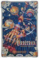 Disneyland Paris Orbitron Poster - Available in 5 Sizes