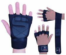 Evo Gewichteheben Handschuhe Fitness Neopren Handgelenkstütze Tücher Riemen Gel