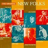 THE ORIGINAL NEW FOLKS Compilation Album - NEW SEALED CD 23 Tracks Various Artis