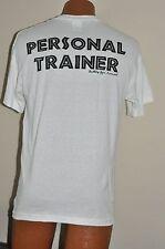 Personal Trainer Bulldog Gym Lisenced Workout Bodybuilding T-shirt New Sz M L XL