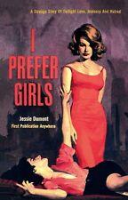 1950S LESBIAN PULP PB BOOK COVER ART A3 or A2 POSTER REPRINT
