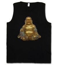 BUDDHA VINTAGE TANK TOP Buddhismus Buddhism Govinda Siddartha Gautama Indien