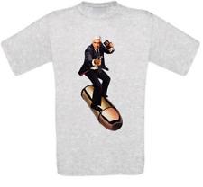 Nackte Kanone Naked Gun Leslie Nielsen Kult Movie T-Shirt alle Größen NEU