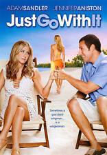 Just Go with It (Rental Box Copy) Jennifer Aniston, Adam Sandler DVD