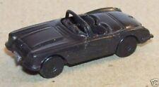 IMU EURO MODELL NO HO 1/160 CHEVROLET CORVETTE 1957 ROADSTER couleurs au choix