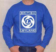 British Leyland, logotipo de coche Vintage, SUDADERA, UNISEX