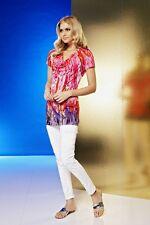 APART Wasserfall-Druck-Shirt. Jersey-Cyclam-Multicolor. NEU!!! KP 79,90 € SALE%