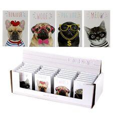Cute Cat & Dog Pet Fridge Magnets Pug Bulldog Cute Cat Kitten Home Gift Magnets