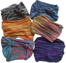 coton commerce équitable hippie boho à élastique cheveux Bandana bandes