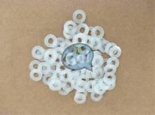 M2 -M12 Nylon Insulation Gasket Nylon Flat Washer Plastic Washer White