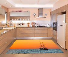 3D Sea Boat 183 Kitchen Mat Floor Murals Wall Print Wall Deco AJ WALLPAPER AU