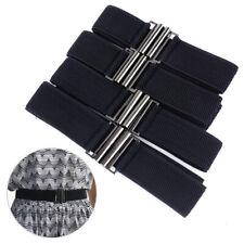 Women Invisible Hidden Elastic Belt Waistband With Flat Buckle No Show No Bulge