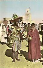 CP PHOTO AFRIQUE ALGERIE LE PORTEUR D'EAU
