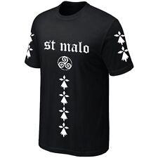 T-Shirt ST-MALO BREIZH Bretagne Breton - Maillot