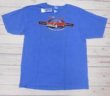T-shirt ORIGINALE Ford Thunderbird azzurra L-XL-XXL