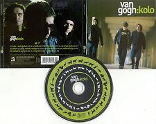Van Gogh CD Kolo Best Adriatic Act 2007 Emigrant vrteska ljubav mai MTV Winner