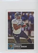 2010 Topps Magic Mini #190 Maurice Jones-Drew Jacksonville Jaguars Football Card