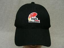 INSIGHT BOWL 2010 - MISSOURI TIGERS VS. IOWA HAWKEYES - ADJUSTABLE BALL CAP HAT!