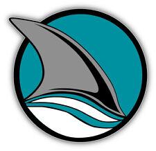 San Jose Sharks NHL Hockey  Round  Car Bumper Sticker Decal   - 3'' or 5''