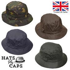 CERA Berretto Da Baseball showerproof Cerato Pioggia Cappello Nero Oliva Navy UK Venditore