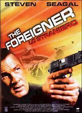 THE FOREIGNER - LO STRANIERO - DVD (NUOVO SIGILLATO) STEVEN SEAGAL