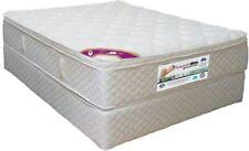 Queen Pocket & DUNLOP Visco Flex & Latex P/Top Mattress