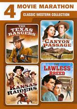 4 Movie Marathon: Classic Western Collec DVD