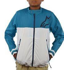 Alpinestars ORIGAMI Youth Jacket Polyester Windbreaker, Teal