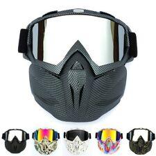 Ski Snowboard motoneige lunettes masque neige hiver Ski AntiUV étanche Motocross