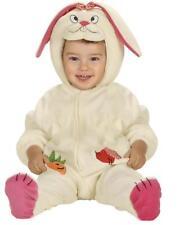 Costume Carnevale Bimbo, Coniglietto in Peluche PS 22783 Primi Mesi