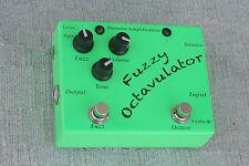 Demeter Fuzzy Octavulator Fuzz Octave Pedal for Guitar
