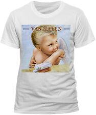 Van halen 1984 t shirt officiel homme s m l xl xxl album cover hot for teacher