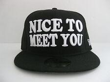New Era 59fifty NICE   cap LIMITED black/white