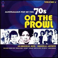 70's (2 CD) SHERBET~OL' 55~DADDY COOL~SKYHOOKS~TMG *NEW*