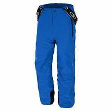 CMP Snowboardhose Skihose blau ClimaProtect® wasserdicht warm