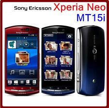 """Original Sony ericsson Xperia Neo MT15i MT15 Android 3.7"""" Touchscreen 8MP Camera"""