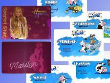 Space Doily Underlay Zodiac Sign, Marilyn Monroe, Hannah Montana, Table Set